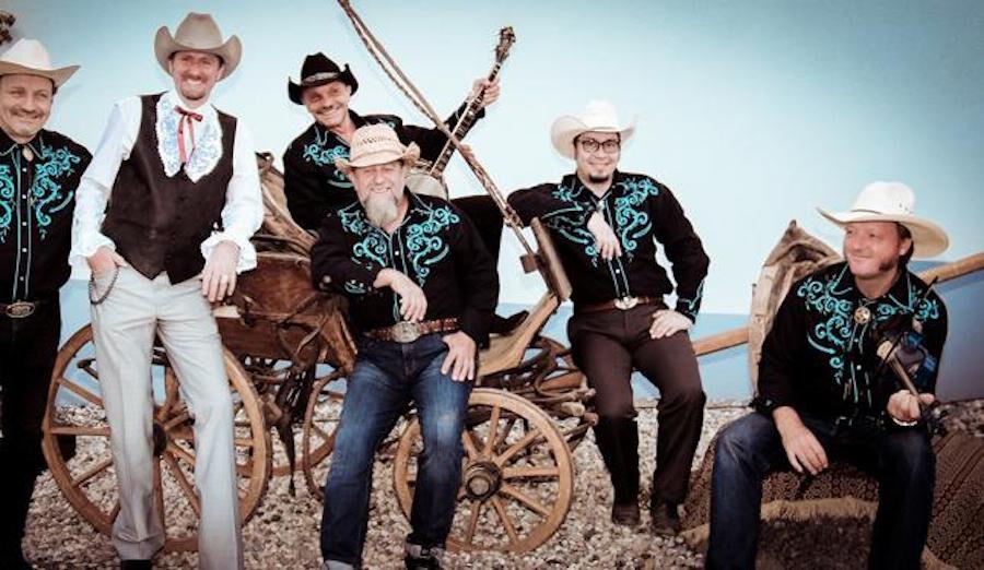 Hee Haw Pickin Band
