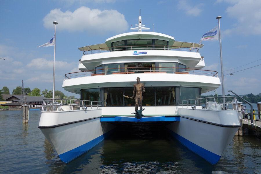 MS Starnberg auf dem Starnberger See